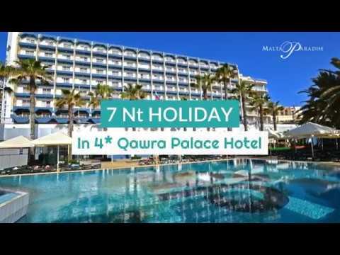 Qawra Palace Hotel, Qawra | Malta Paradise