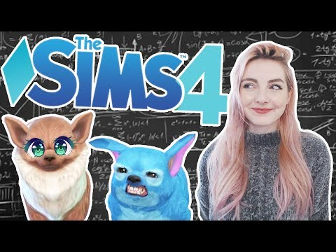 Weird Pet Creations | Sims 4