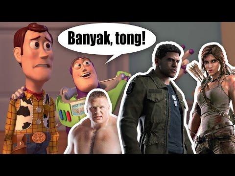TAG BLAST - GAME BARU, GAME BARU DIMANA MANA!!