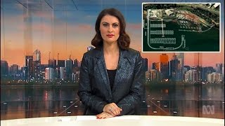 Beaumaris Fossil Site Significance & Threat - ABC News Story (4th Oct 2015)