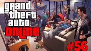 GTA Online Pt.56 - ATTACKING THE HOOD!