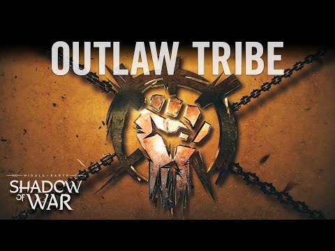 Official Shadow of War Outlaw Tribe Trailer