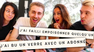 A QUI SONT CES ANECDOTES SPÉCIAL YOUTUBE ? feat @Mary - Frozencrystal @Sora @Frite