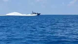 Dabur Navy Patrol Boat