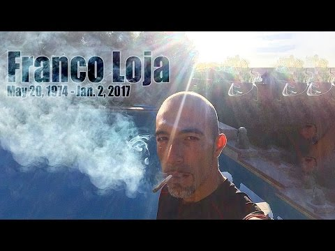 In memory of Franco Loja - Supercharged JOINT
