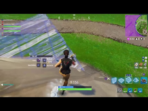 Fortnite with Dutch& Macdrizzle4ohhh8,and Jared