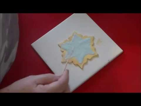 How to Make Polymer Clay Snowflakes with Cookie Cutter