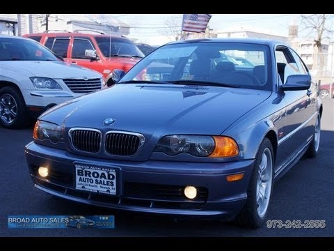 2000 Bmw 3 Series 328ci Coupe Youtube