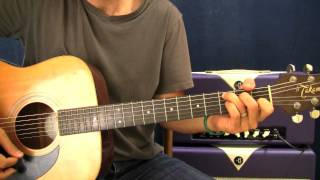 Katy Perry Wide Awake - EASY Acoustic Guitar Lesson - Beginner