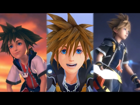 Sora Voice Acting Comparison  (2002-2017)