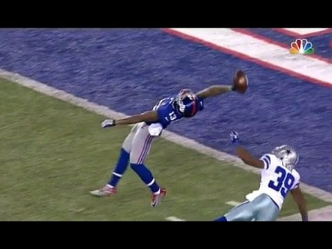 Top  Odell Beckham Jr Catches Nfl