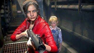 Resident Evil 2 Remake - New Gameplay Walkthrough (TOKYO GAME SHOW 2018)