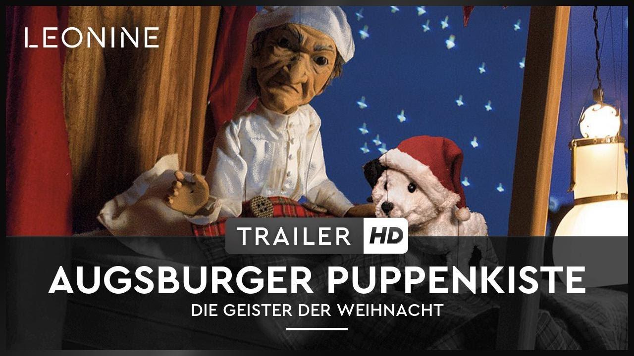 Geister der Weihnacht - Trailer (deutsch/german; FSK 0) - YouTube