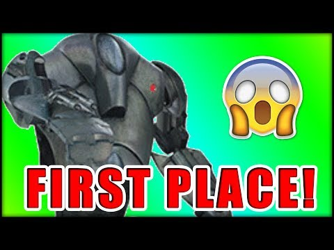 STAR WARS Battlefront 2 - I GOT FIRST PLACE!