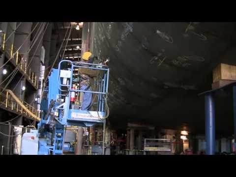 Sikuliaq: Next Generation Research Vessel Launched | Video