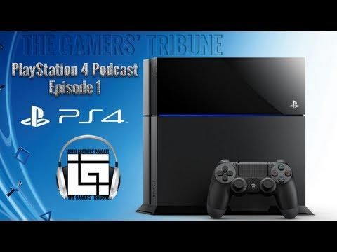 Boeke Brothers TGT - PS4 Podcast - Episode 1
