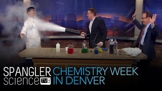 Chemistry Week in Denver - Cool Science Experiment