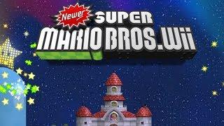 Newer Super Mario Bros. Wii - Full Game (100%)