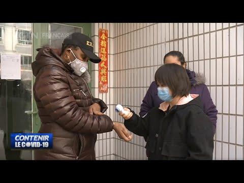 Beijing: des étudiantes internationales participent à la bataille contre le COVID-19