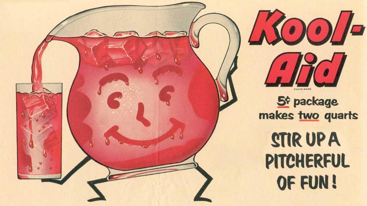 It's Kool-Aid Time - Life in America