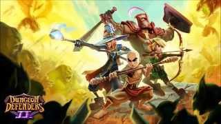 dungeon defenders ii throne room build music