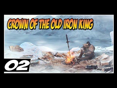 DARK SOULS 2 - [DLC] - CROWN OF THE OLD IRON KING // Parte 2 - Ta Foda Tlg