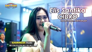 Download lagu Elis Santika - Cidro Koplo NEW PALLAPA (LIVE) SPECIAL MILAD Jihan Audy 16th