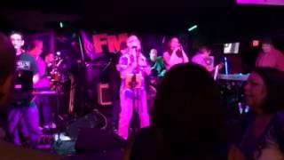 Steely Dan tribute band FM performing Reelin' In The Years at KJ Fa...