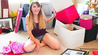 DISASTER ROOM CLEANING MOTIVATION // CLEANING MOM