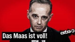 Die schlechte Bilanz von Außenminister Maas