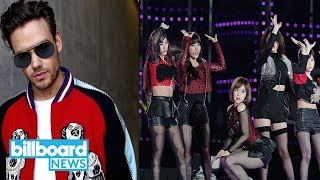 Fan Army Face-Off 2017: T-Ara And Liam Payne Compete For Championship | Billboard News