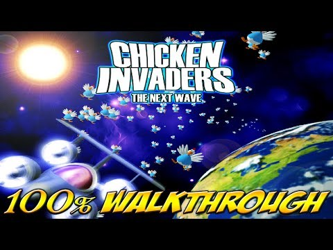 [HQ] Chicken Invaders II: Christmas Edition Remastered 2013.08.18