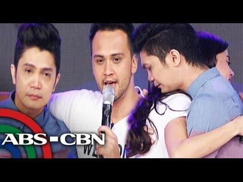 It's Showtime: Anne and Billy's emotional message to Vhong