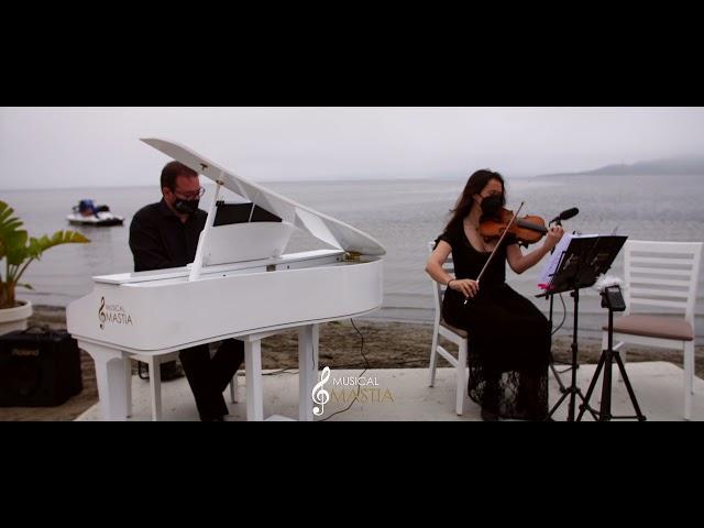Piano Colin y Violin   🟡 Bodas en La Manga   🎼 Musica para bodas   Musical Mastia