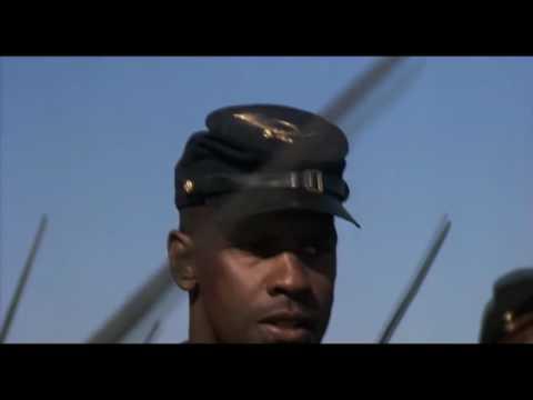 Glory 1989 Movie Trailer 1