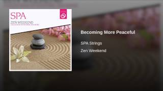 Becoming More Peaceful