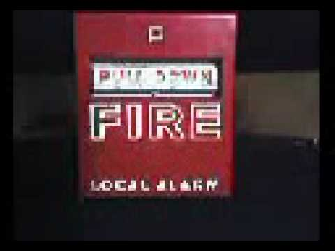 HONEYWELL S464A1003 2 FIRE ALARM MANUAL PULL STATION DEMO