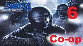 SWAT 4: The Stetchkov Syndicate - Online Co-op Gameplay 6