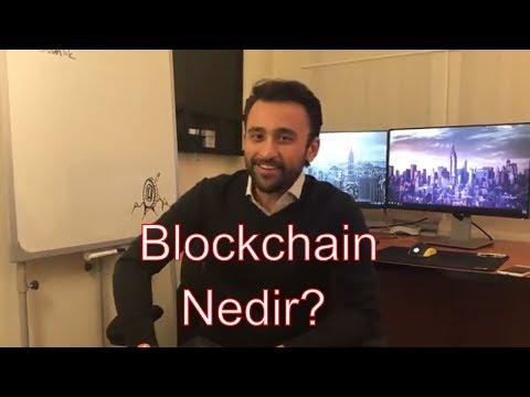 Blockchain Nedir? (Bitcoin Ve Kripto Paraya Giriş)