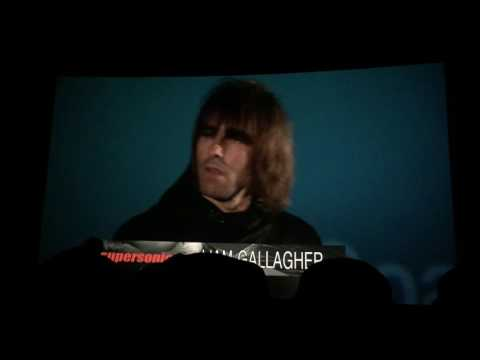 Oasis - Supersonic Q&A with Liam Gallagher & director - 02 Oct 2016