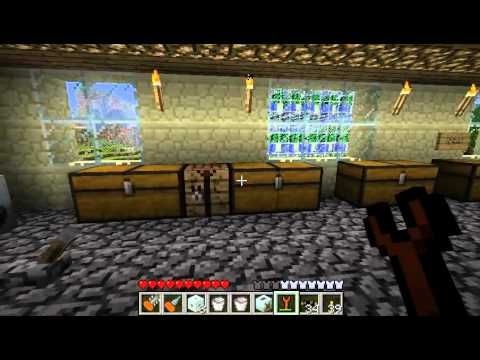 Minecraft Industrial Craft  Water Mill