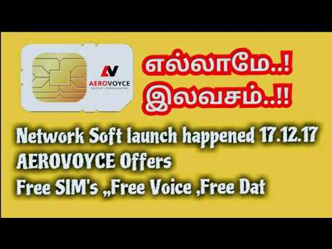 Free SIMs Free Voice Free Data  Please Collect your SIM