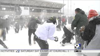 "Moose Time: ""Snow Brawl 2013"" Preview"