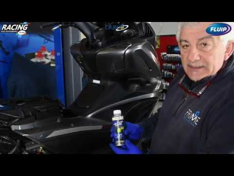 Tagliando  completo Motore e trasmissione HONDA SW-T 400 SILVERWING