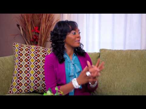 Nicky Yarborough Life In The Now TV Featuring Pastor Mark Wilkerson PT01
