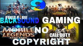 Backsound gaming terbaru No copyright