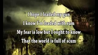 [Dark Cabaret] Abney Park - Scupper Shanty (With Lyrics)