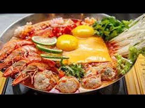 Asian Street Food, Fast Food Street in Asia, Cambodian Street food #267