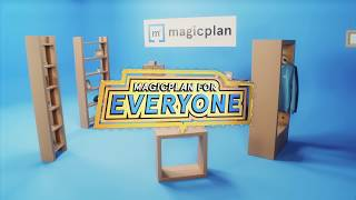 May we present: magicplan for everyone