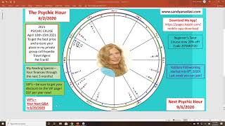 THE PSYCHIC HOUR with Sandy Anastasi